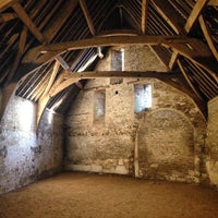 Photo taken at Tithe Barn by Kate D. on 5/2/2015