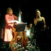 Photo taken at Børneteatret Christiania Jazz Club by Marek R. on 5/30/2014