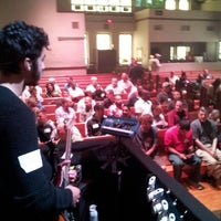Photo taken at Chicago Tabernacle by David F. on 9/6/2014