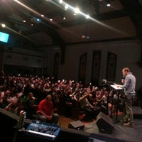 Photo taken at Chicago Tabernacle by David F. on 11/5/2014