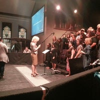 Photo taken at Chicago Tabernacle by David F. on 9/21/2014