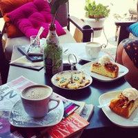 8/4/2014 tarihinde Cafe Dalyanoziyaretçi tarafından Cafe Dalyano'de çekilen fotoğraf