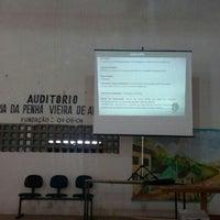 Photo taken at Casa do ACS by Inacio A. on 8/12/2015