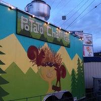 Photo taken at Potato Champion by Pat G. on 2/24/2013