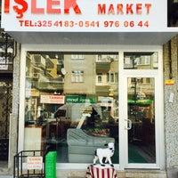 Photo taken at işlek et market by Huseyin İ. on 1/11/2015