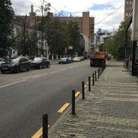Photo taken at Проточный переулок by Stepan G. on 9/9/2017