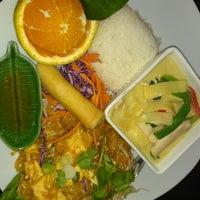 Photo taken at Best Thai Cuisine by Kells on 10/25/2012