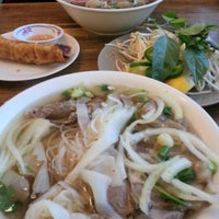 Photo taken at Pho Hong by BeA K. on 12/13/2012
