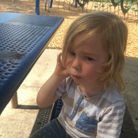 Photo taken at Al Lopez Park Playground by Amy R. on 6/28/2016