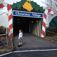 Photo taken at Callaway Gardens Christmas Village by Alicia H. on 12/1/ ...