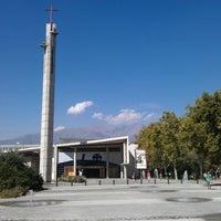 Photo taken at Pontificia Universidad Católica de Chile, Campus San Joaquín by Justo M. on 3/12/2013