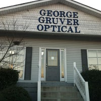 Photo taken at George Gruver Optical by Kat on 1/31/2013