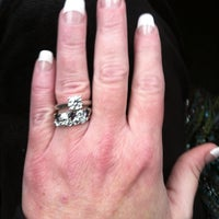Photo taken at Minh Nails by Kat on 2/12/2013
