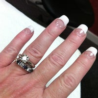 Photo taken at Minh Nails by Kat on 12/22/2012