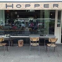Foto tomada en Hopper Coffee & Bakery por Kim v. el 9/13/2013