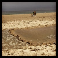 Photo taken at 20th St Beach by Kristin J. on 7/27/2016