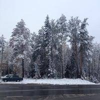 Photo taken at Долматово by Владимир К. on 10/12/2014