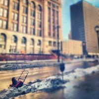 Photo taken at Milwaukee Center by Dustin Z. on 2/18/2014