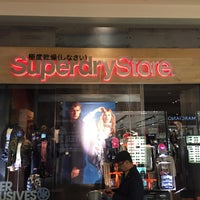 Photo taken at Superdry Store by ntkondo on 12/12/2015