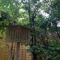 Photo taken at 太郎庵椿 by ntkondo on 5/23/2014