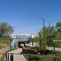 Photo taken at Urban Ecology Center Menomonee Valley Branch by Gustavo L. on 5/24/2014