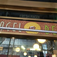 Photo taken at Bagel & Bean by Jimmy W. on 4/5/2013