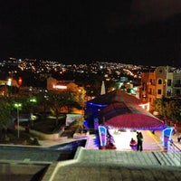Photo taken at Parque Morelos Bicentenario by Gus m. on 1/3/2013