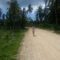 Photo taken at somewhere in siargao by rowena duarte on 1/13/2013