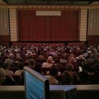 Photo taken at Napier Municipal Theatre by Dan B. on 2/18/2014