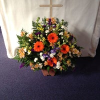 Photo taken at St. James Anglican Church by Patricia M. on 5/12/2013
