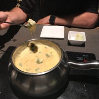 Photo taken at The Melting Pot by Luciana P. on 6/24/2017