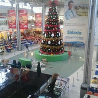 Photo taken at Centro Comercial Plaza Merliot by Jose A. on 10/26/2012