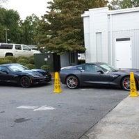 Photo taken at Jim Ellis Chevrolet by Craig S. on 10/2/2013