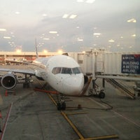 Photo taken at Gate A6 by Craig S. on 4/9/2013