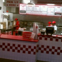 Photo taken at Five Guys by Dante F. on 5/21/2013