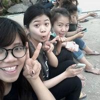 Photo taken at Wat Ban Pong School by Usu R. on 3/22/2015