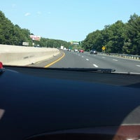 Photo taken at Atlantic City Expressway by Star F. on 8/14/2014