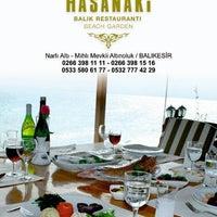 8/5/2014 tarihinde Hasanaki Balık Restaurantziyaretçi tarafından Hasanaki Balık Restaurant'de çekilen fotoğraf