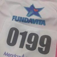 Photo taken at Fundacion Fundavita by Carla A. on 10/10/2014