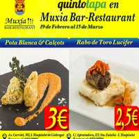 Foto tomada en Muxia Bar-Restaurant por Rodrigo C. el 2/23/2015