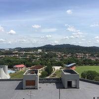Photo taken at Unit Perancang Ekonomi Negeri Selangor UPEN by Hakim on 7/20/2016