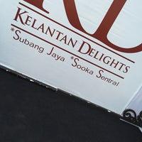 Photo taken at Kelantan Delights by Hakim on 7/4/2015