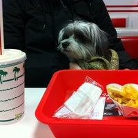 Photo taken at In-N-Out Burger by John L. on 12/19/2012