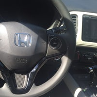 Photo taken at Honda Tlaxcala by Amador S. on 5/8/2015