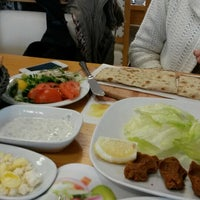 Photo taken at Modom Pide Kebap Lahmacun by Nermin Y. on 2/14/2015