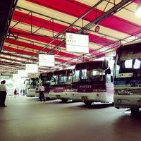 Photo taken at East Seoul Intercity Bus Terminal by Uzine J. on 7/9/2013