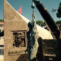 Photo taken at Cumhuriyet Parkı by Metin B. on 8/31/2015