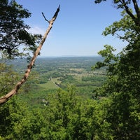 Photo taken at House Mountain Overlook by Brad M. on 5/14/2013