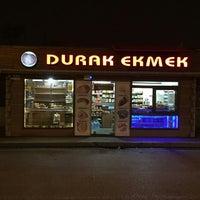 Photo taken at Durak Büfe by Betül C. on 1/16/2015