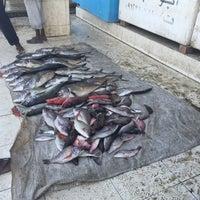Photo taken at Fish Market سوق السمك by Jasmine O. on 1/1/2016